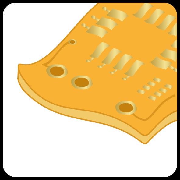 Kalkulator für flexible Leiterplatten