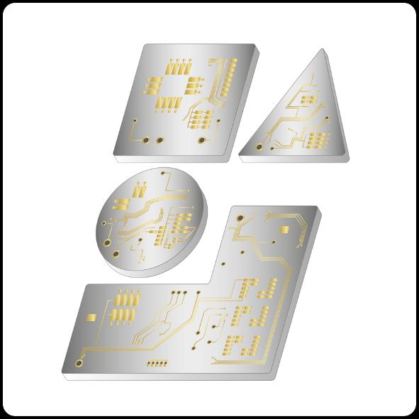 Online-Kalkulator für ALU / IMS Leiterplatten